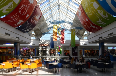 "Interior Renovation of Shopping Center ""Festival"""